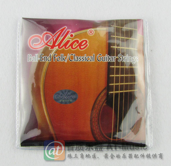1Set Classical Guitar String Set Classical Nylon Strings Set Alice M102(China (Mainland))