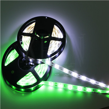5050 SMD light Car Decoration Wedding 30 light/m 5m LED Strip Christmas lamp 12V white/red/amber/blue/green/pink/purple(China (Mainland))