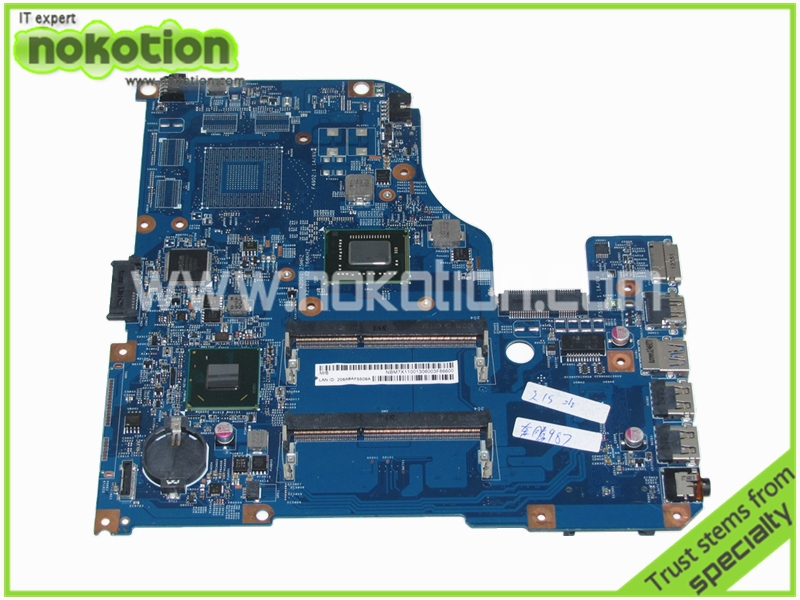 48.4TU05.04M NBM7X11001 for Acer Aspire V5-531 Laptop Motherboard Intel Pentium 987 1.5Ghz Mainboard full tested(China (Mainland))