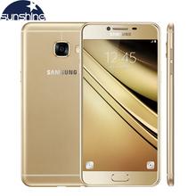 "Original Samsung Galaxy C7 4G LTE Mobile Phone Octa Core 5.7"" 16.0MP 4GB RAM 32GB/64GB ROM Dual SIM NFC Android phone(China (Mainland))"