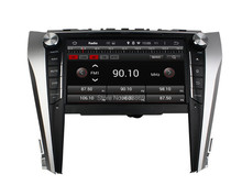1024*600 Quad Core 2 din 9″ Android 5.1 Car dvd Stereo Radio for Toyota Camry 2015 With GPS 3G WIFI Bluetooth IPOD TV USB DVR