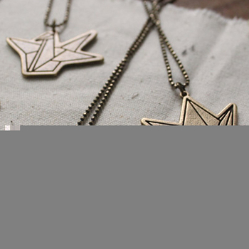 Zakka series vintage necklace female accessories free air mail