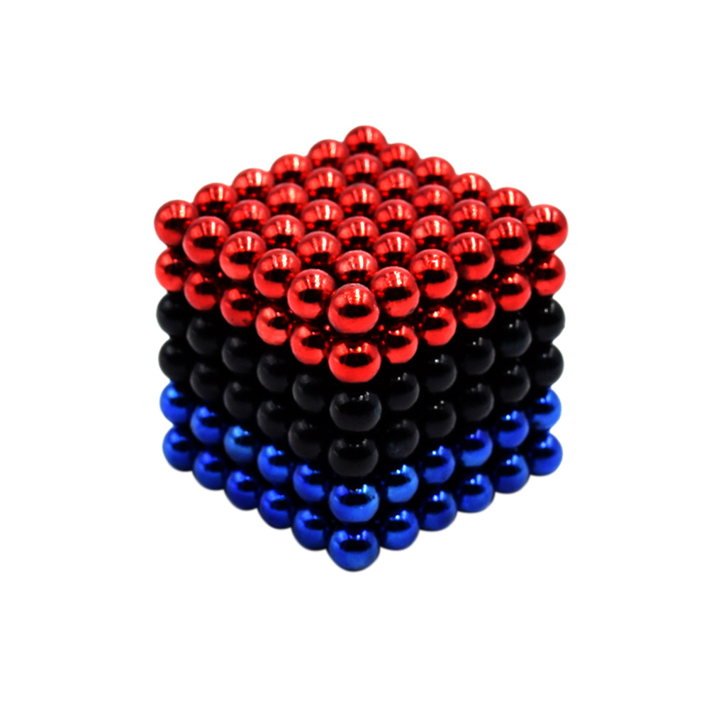 Magnetic Beads 5 mm 216 Pieces Magnetic Beads Magic Balls DIY Puzzle Spheres Educational Children Toys(China (Mainland))