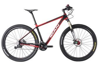 ICAN BIKES 29er 2015 new carbon fiber bike Sram X5 groupset 29ER mountain bike frame X6 with mtb carbon wheels bicycle