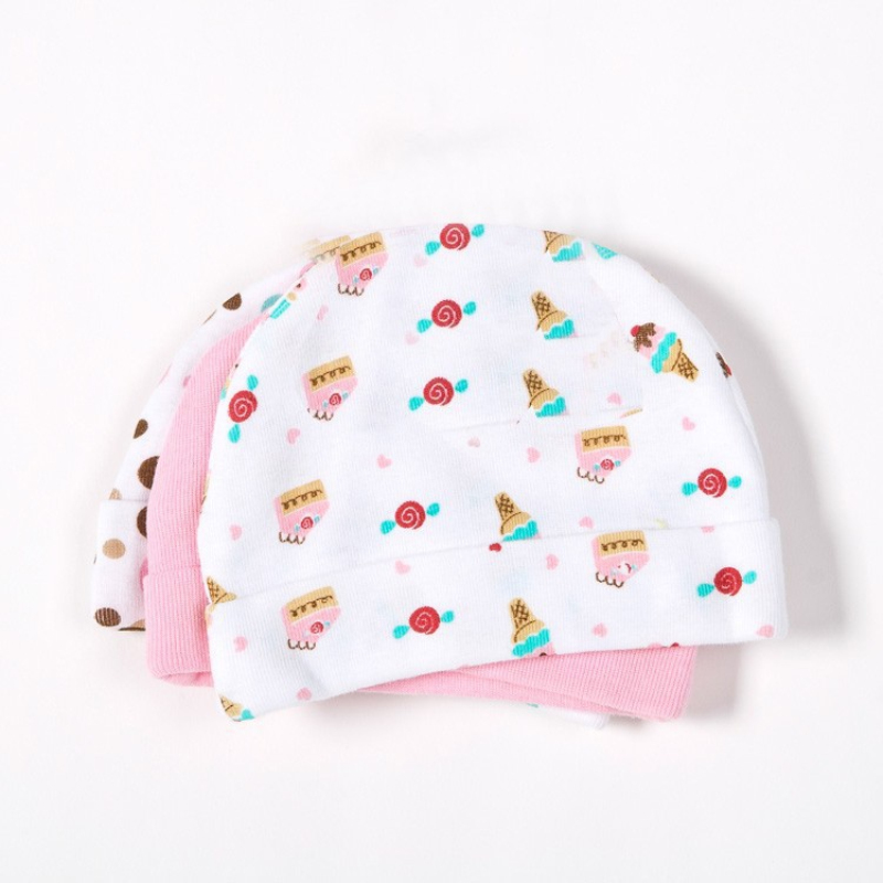 Lovely Kids Baby Hat For Boys Girls Soft Hats For Children Baby Cap Beanie Baby Cute Character Pattern Hat Gorros Bebes Cap 0-6M(China (Mainland))