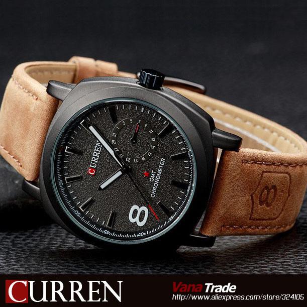 Мужские часы наручные curren цена