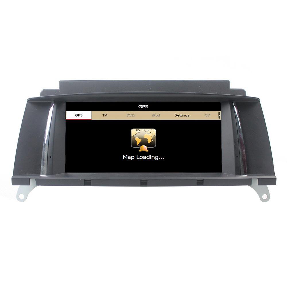 voiture dvd gps navigation pour bmw x3 f25 2009 2015 avec 8 polegada cran 256 m ram 800mz cpu. Black Bedroom Furniture Sets. Home Design Ideas