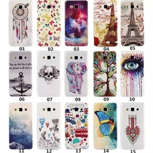 UltraThin Funny Amazing Pattern Soft Silicon Shell TPU Case Cover for Samsung Galaxy A5 A5000 Cell Phone Protective Housing