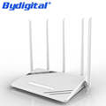 Bydigital WIFI Router 2 4G 300Mbps WiFi Repeater English Version 25dBi MIMO wi fi Wireless Routers