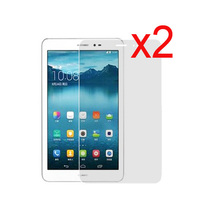 """Buy 2x Films +2x Cloth, Retail Package Clear LCD Screen Protector Film Guards HuaWei MediaPad T1 8.0 S8-701U/W T1-821W/823L 8"""" for $4.47 in AliExpress store"""