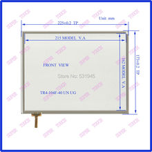 Buy NEW 10.4 inch TR4-104F 40 Touch Screen 225mm*173mm 4 wire resistive Touch Panel Industrial Touch Panel used commercial for $47.39 in AliExpress store