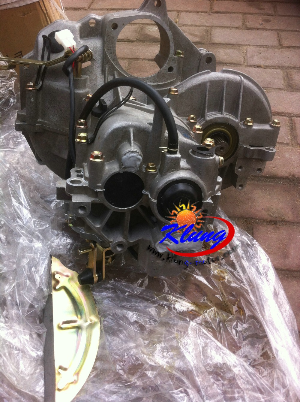 Forward Reverse Transmission : Reverse gearbox for go kart free engine image