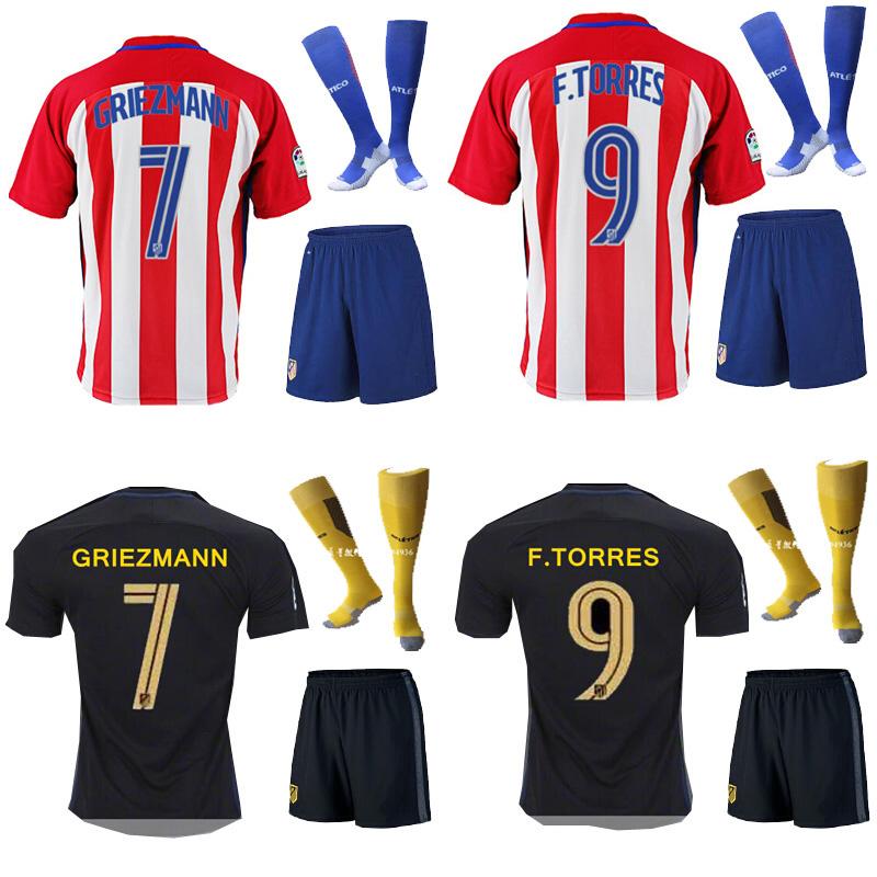 Del Atletico Camisetas Madrid De Aliexpress qLR35j4A