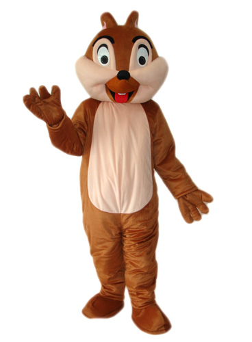 Top Selling Chipmunk Adult Mascot Costume fancy dress festival/birthday party - buycostumes store