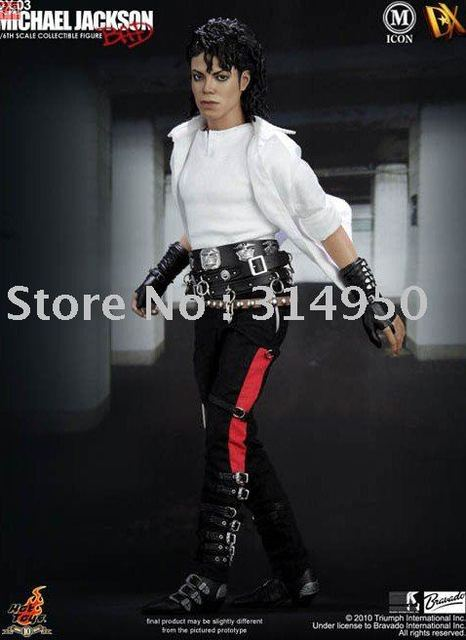 Hot Toys - DX 03 - M ICON DX Series - Michael Jackson (Bad Version) 1/6th scale Collectible Figure - Preorder Now!!!