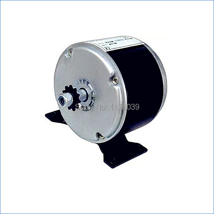 Electric Bicycle Motor 24V 250W,high speed electric motors 2650rpm rated speed ,electric dc motors,Free Shipping J14429(China (Mainland))