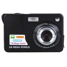"Free Shipping High Quality 18MP 2.7"" TFT LCD DV 8X Digital Zoom HD 1280x720 Digital Camcorder Camera(China (Mainland))"