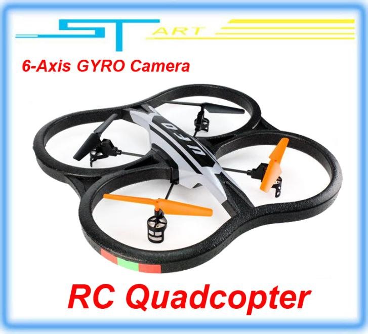 51CM Biggest 2.4G 4.5CH With Camera 6-Axis GYRO RC Quadcopter AR.Drone 2.0 VS WL V262 V959 UDI U818A Quad Copter Helicopt flying<br><br>Aliexpress