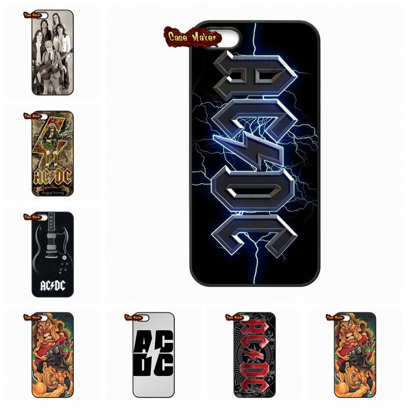 AC/DC Malcolm Angus Young Bon Scott Case Cover For LG L65 L70 L90 K10 Google Nexus 4 5 6 6P For LG G2 G3 G4 G5 Mini G3S(China (Mainland))