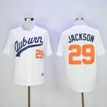 2016 new Men's cheap 29 Bo Jackson Throwback Jerseys,Auburn University Jersey(China (Mainland))