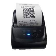 Buy Bluetooth 4.0 Thermal Printer 58mm USB POS 5802LD Receipt Small Ticket Barcode Printer Bill Printer Android Windows for $65.28 in AliExpress store
