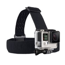 Action camera Gopro Accessories Headband Chest Headstrap For SJ4000 Go Pro Hero 3/4 Sport Camera Professiona Mount Tripod Helmet