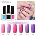 FOCALLURE 7ml Professional Color Gel Polish Venalisa Led UV Soak off Nail Gel Varnish Lacquer UV