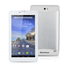 7 inch Excelvan Android 4.4 MTK6572 Dual Core 8GB Phablet Dual SIM Dual Standby 3G Bluetooth GPS Dual Camera Tablet PC  White UK(China (Mainland))