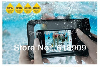 Hot selling free shipping mobile phone water proof bag