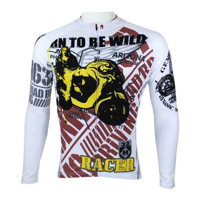 Good Quality!!! Men's Team Bike Cycling Wear Long/Short jersey Bicycle athletic bike Jersey Cycling Cycle Clothing(China (Mainland))