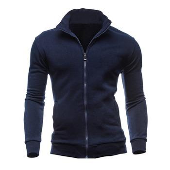 2015 толстовки и кофты спортивный костюм мода мужская Sportwear толстовка передняя молния мягкая весна осень свободного покроя мужской толстовки