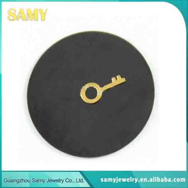 Wholesales new design stainless steel plates, sales promotion 2015 key believe gold locket plates(China (Mainland))