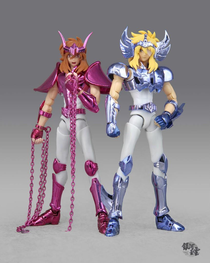 Anime Galactic Nebula Saint Seiya 1Set Cygnus Hyoga Andromeda Shun Gold Myth Cloth Action Figure Toy Model Children Gift<br><br>Aliexpress