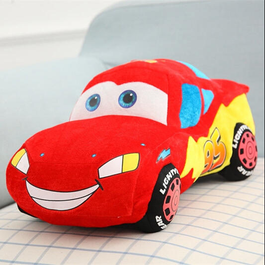 1 Piece Movie Cars Pixar Original Plush Toys Cars Model Stuffed Plush Toy Reborn Baby Favorite Car dolls Toy(China (Mainland))