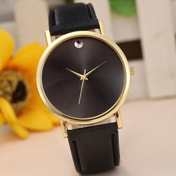 Гаджет  Free Shipping Style Fashion Quartz Casual Watch Women Dress Watch Retro Design Leather Band Analog Alloy Wristwatch High Quality None Часы