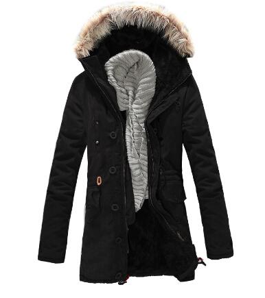 2015 Winter men s clothes down jacket coat men s outdoors sports thick warm Parka Coats
