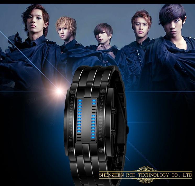 LED watch22