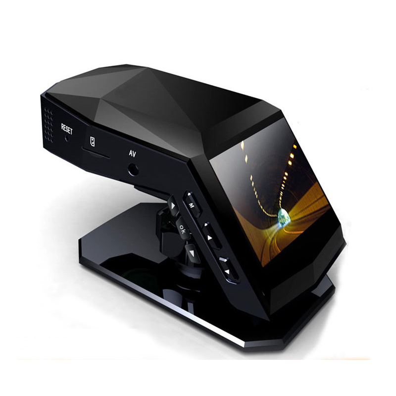 2016 New car dvr built-in solid perfume night vision full HD G-sensor driving recorder dashboard dvrs NTK 96650 with 8G card(China (Mainland))