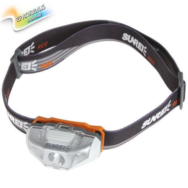 Гаджет  SUNREE 1000Lm CREE XTE-R2 White LED Headlamp Headlight Weight Motile Waterproof LED Head Light Lamp for Outdoors Cycling None Свет и освещение