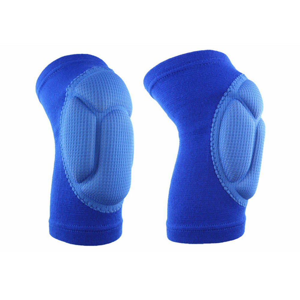 2017 Hot Sale Warm Protector Basketball Sports 2PC Outdoor Extreme Sports Knee Pads Protect Football Cycling Knee Protector BU(China (Mainland))