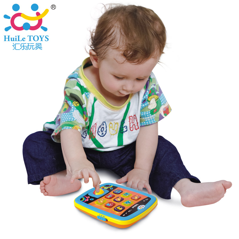 English Alphabet Language Sound Learning Machine Children Educational Tablet Kids Computer Ipad Toy Pad Baby Laptop Best Gifts(China (Mainland))