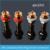 DIY Set of 4 Quality CMC Rca Plug Gold-plated RCA Plug Socket Connectors CMC-816-U for CD Player Drop Shipping
