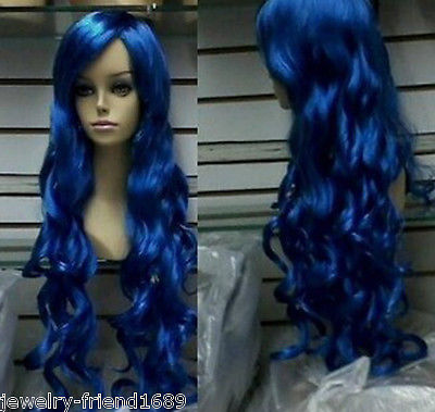 Wholesale heat resistant LY free shipping New font b wig b font Heat Resistant Cosplay Fashion