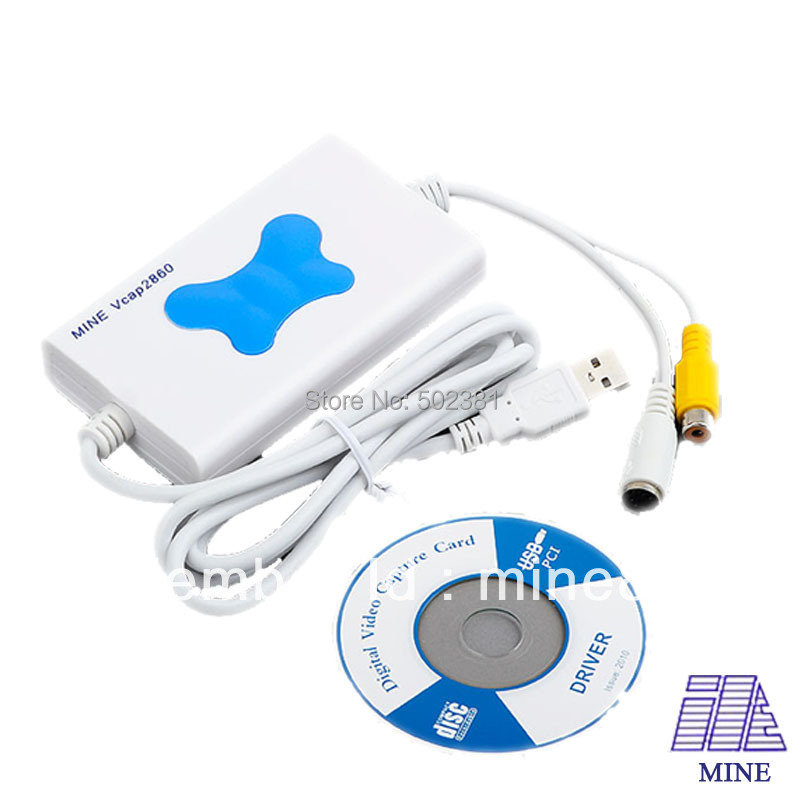 VCap2860 1CH USB Video Capture Box(China (Mainland))