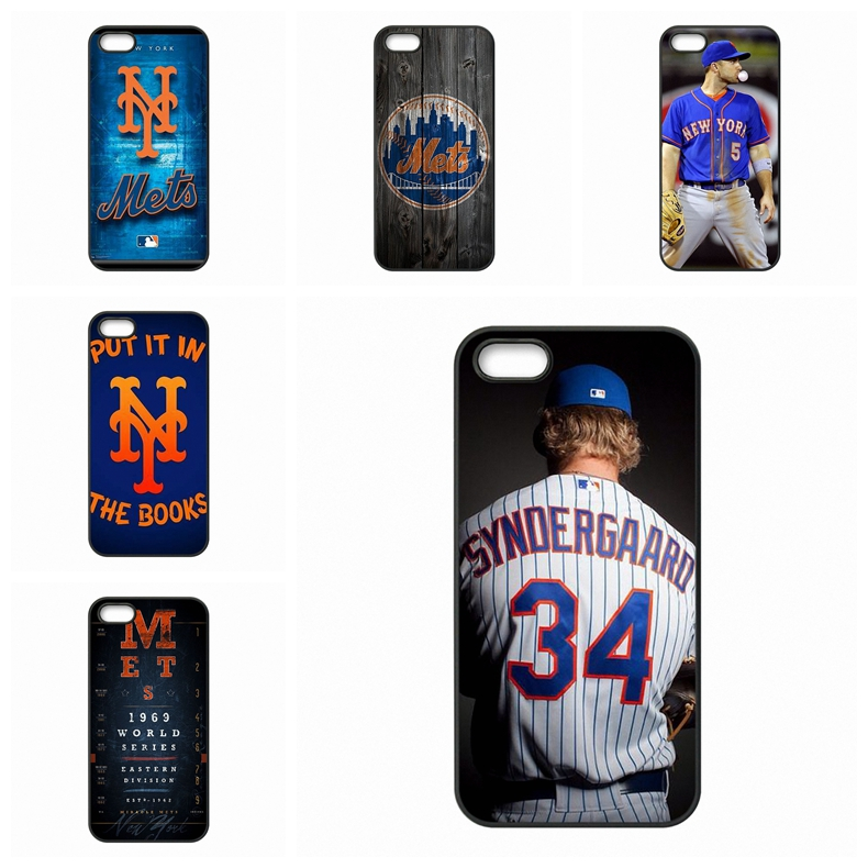Hard PC New York Mets For Samsung Galaxy S2 S3 S4 S5 S6 S7 edge mini Active Ace Ace2 Ace3 Ace4(China (Mainland))