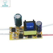 Buy 4-7W LED light driver transformer power supply adapter Input AC90-265V Output DC12-25V Current 280-300mA led lamp DIY for $1.02 in AliExpress store