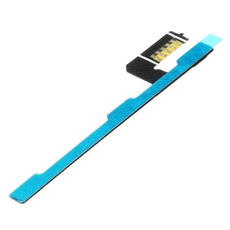 Brand New 1pc Replacement For Lenovo K3 Note K50-T5 Flex Cable Mobile Phone Power On Off Volume Button Switch Flex Part(China (Mainland))