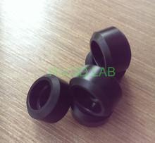 [SKU 130] precision lathe machining mini POM Dual V slot Wheel Delrin for your building 50pcs Per Bag free shipping(China (Mainland))