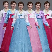 Buy Korean Ancient Costume Women Hanbok Party Female Asian Clothing Stage Performance Korean Traditional Court Clothes 89 for $33.54 in AliExpress store