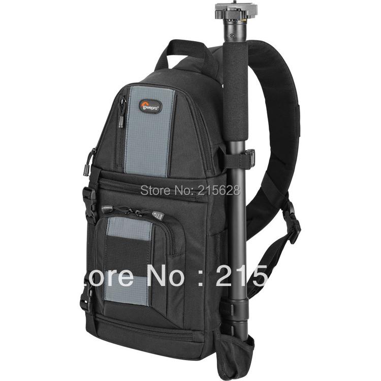 Lowepro SlingShot 102 AW SS102 Digital SLR photographic Camera Shoulder Bag professional DSLR photo Backpack for canon nikon<br><br>Aliexpress